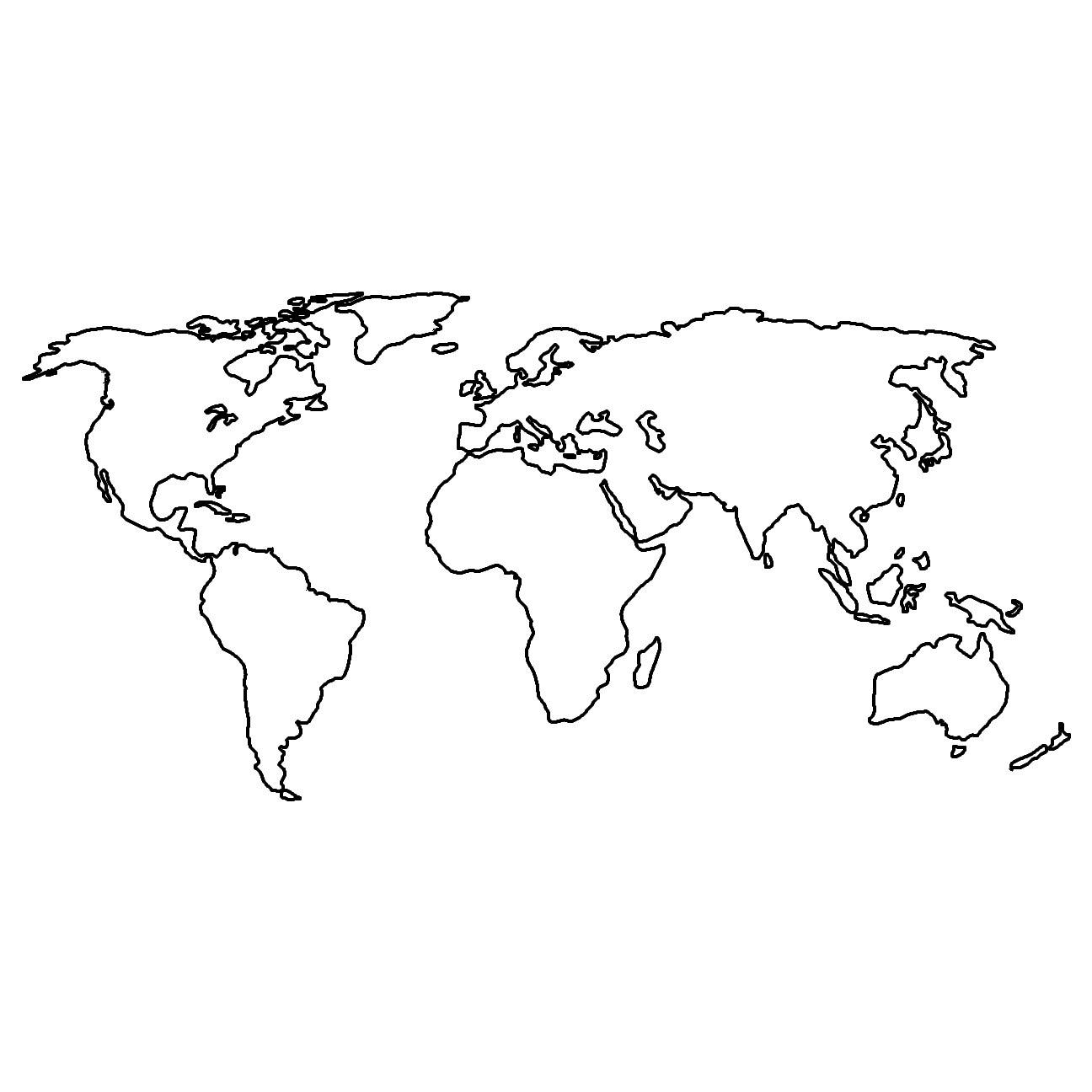 VLADISLAV B. SOTIROVIĆ World map Sotirovic