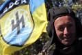 Ukraine Army NAZI