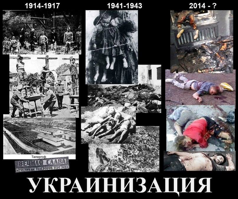 Украинизација