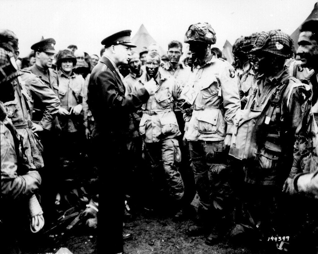 A Holocaust was what the Americans Did to the Germans: Eisenhower's Starvation Order