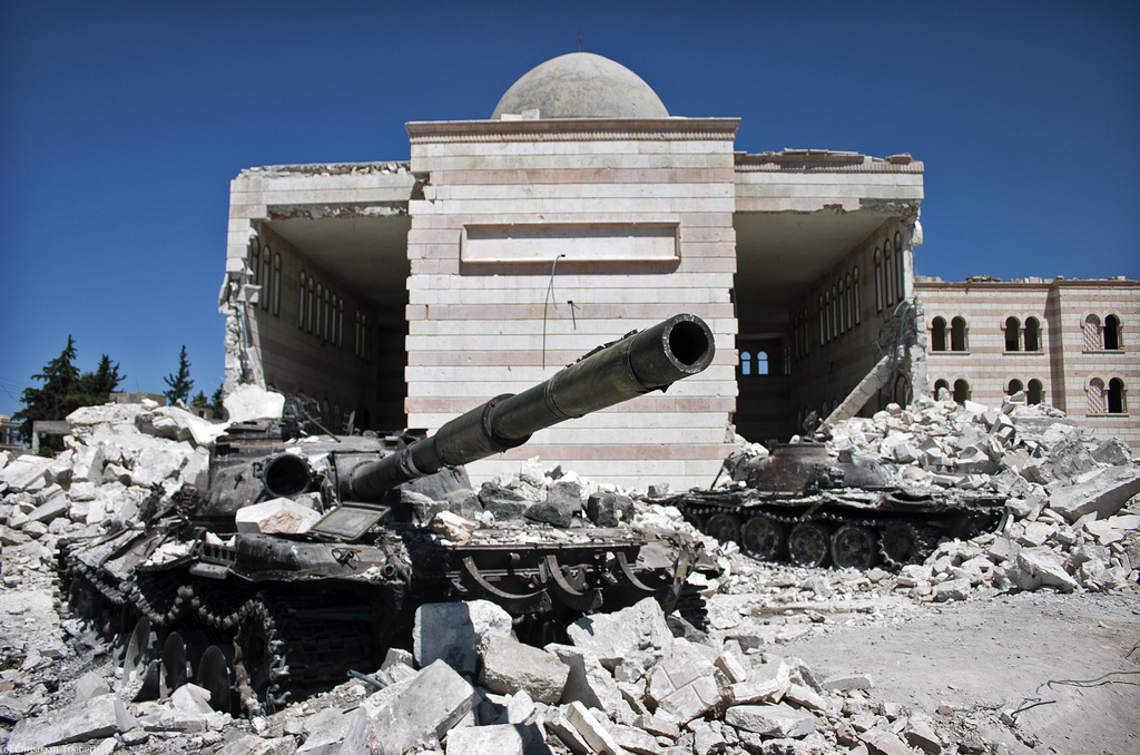The Dirty Role of the West in Syria