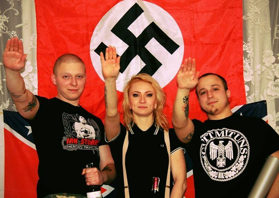 Ukraine RIGHT SECTOR 2014
