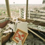 04 May 1999, PRISTINA, Yugoslavia --- THE SITUATION IN PRISTINA --- Image by © CORBIS SYGMA