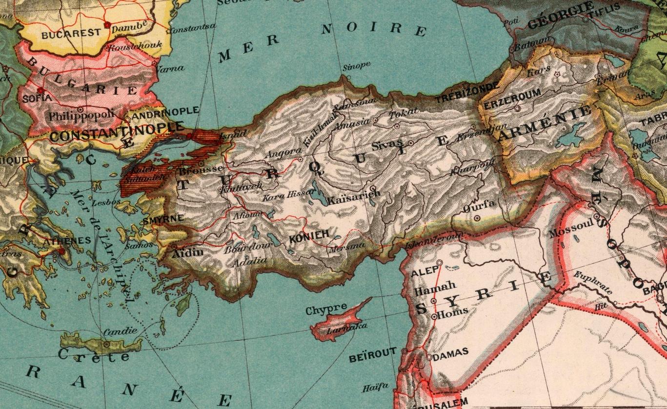 Sevre Treaty 1920