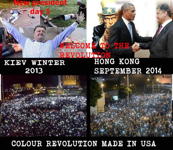 Color revolutions