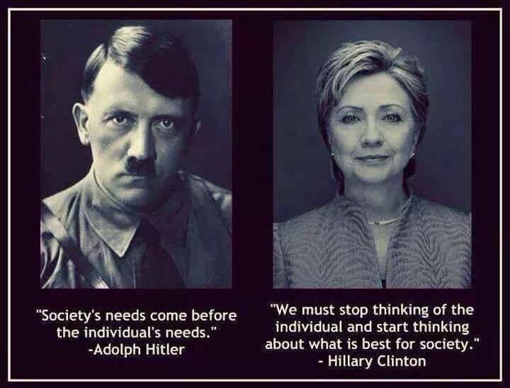 Hilary Hitler