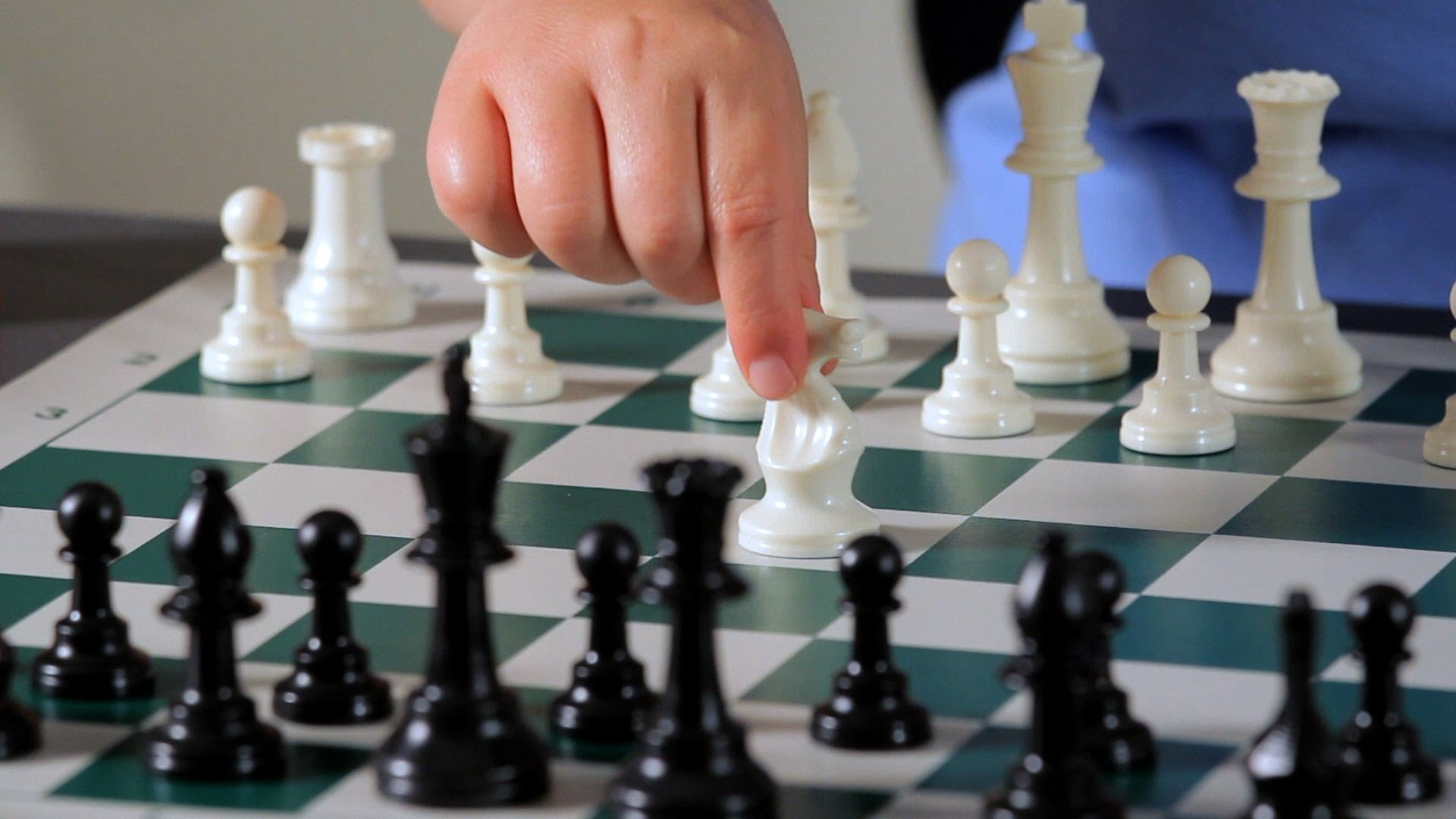 A Chess Game in Global Politics