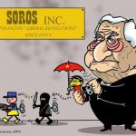 George Soros's False Flag Factories
