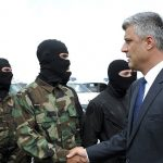 Albanian Terrorists as Official NATO Peacekeeping Mission in Kosovo Members