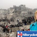 "A Clinton Presidency: Humanity's Worst Nightmare. Hillary's ""Rage for War"""