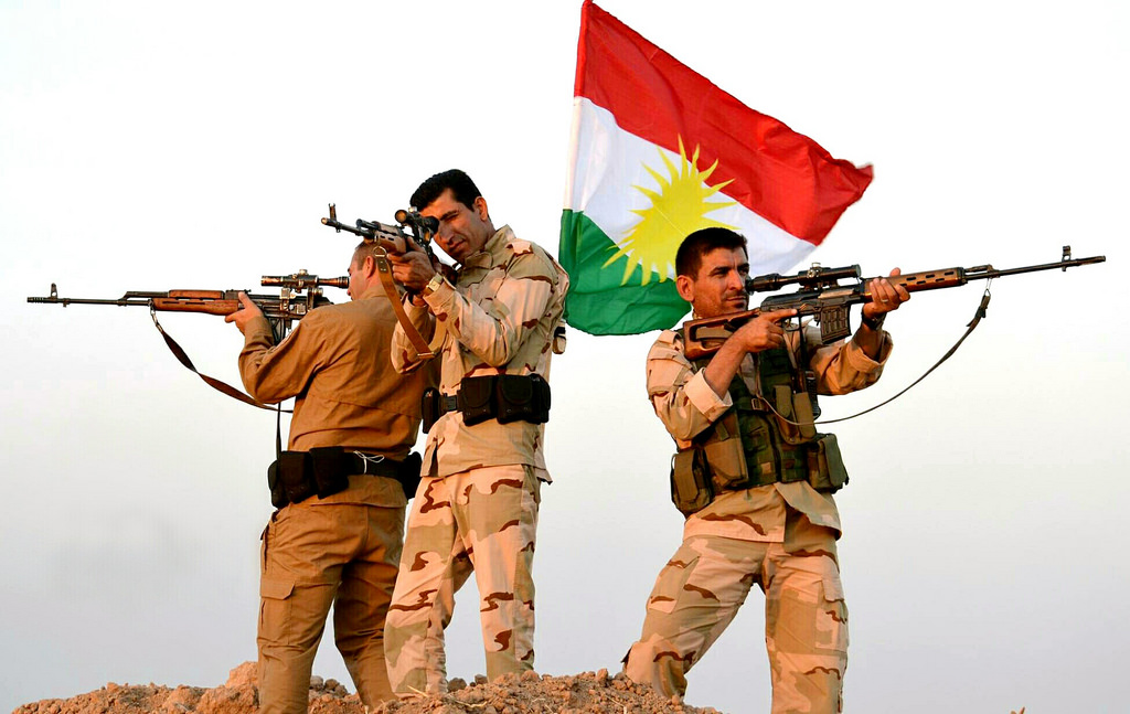 """""""The Time Of The Kurds"""" (Documentary Film)"""