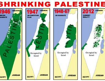 Palestine: There's no conflict, there's an illegal occupation