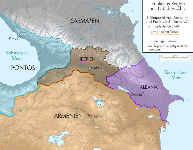 caucasus-albania
