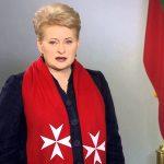 The Hysterics of Lithuanian President Dalia Grybauskaitė