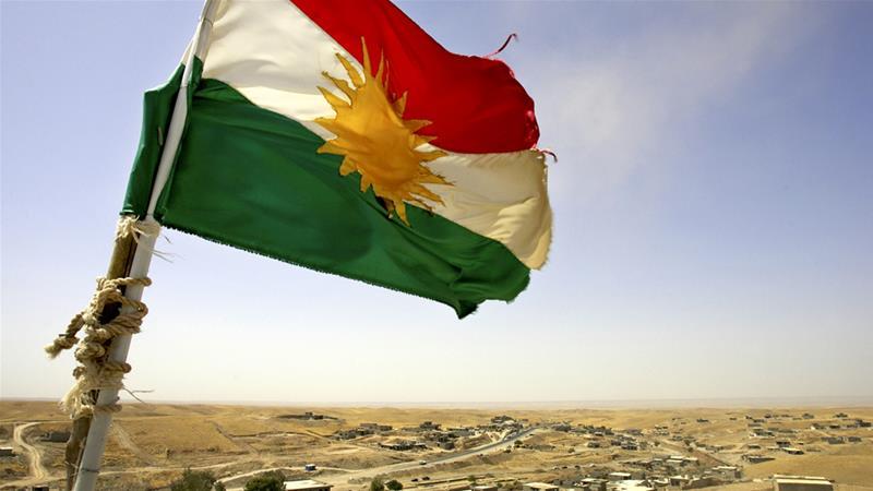 The Kurds, Terrorism and Kurdistan