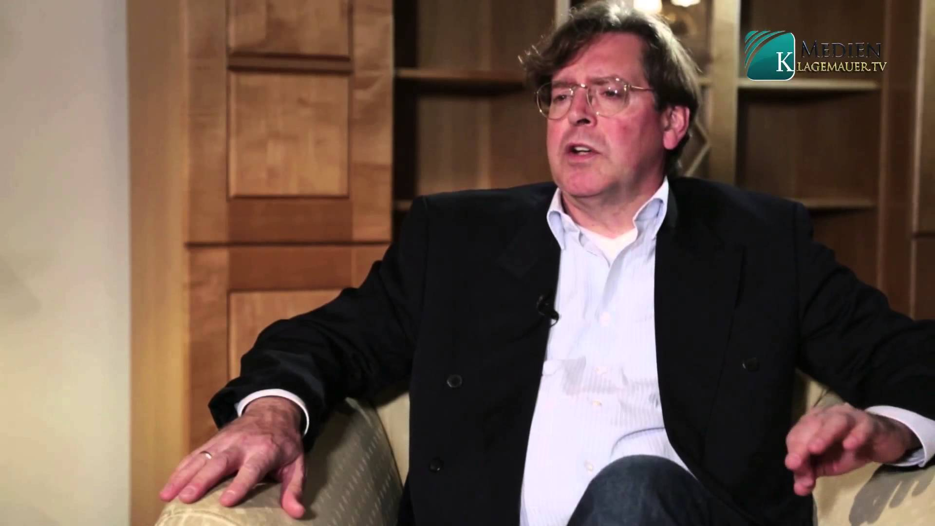 Dr. Udo Ulfkotte – A German Well Known Journalist and Author on RT