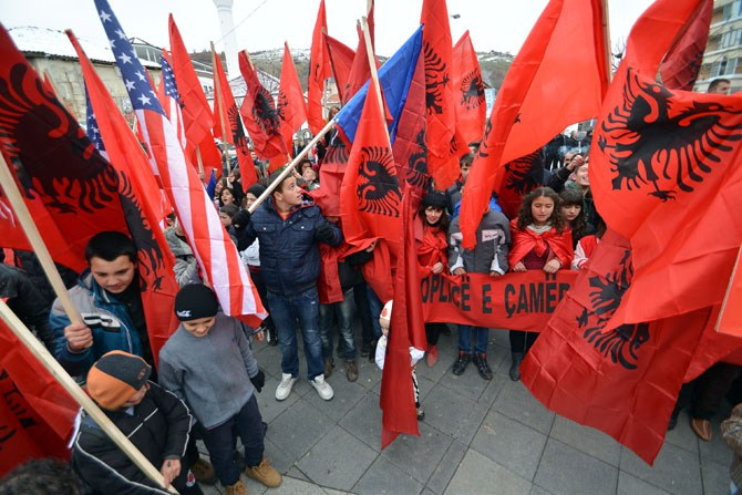 Between the Lines: Western Public Support for Albanian Terrorism