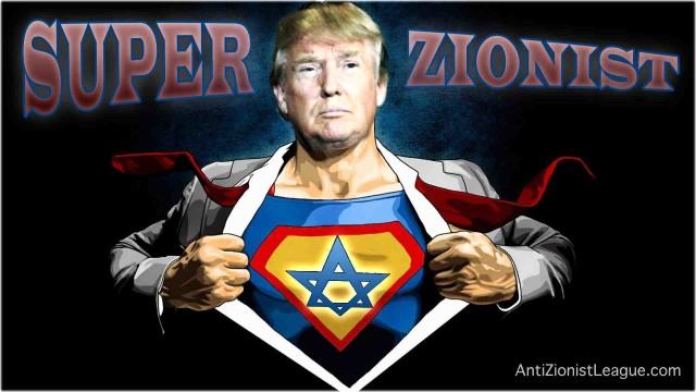 Trump and Palestine