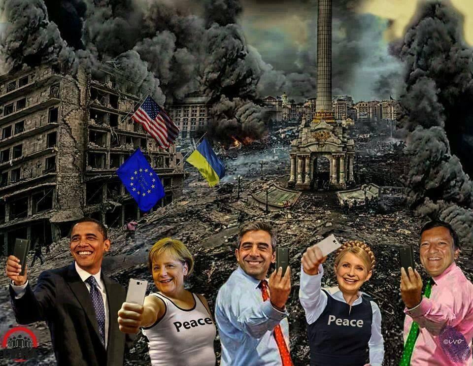 Obama's Ukrainian Coup Caused 2.5 Million Ukrainian Refugees into Russia