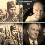 The Bosnian Muslim government reformed the WWII Nazi SS Division Handzar in 1992-1995