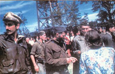 """Draza Mihailovich in Film: """"A Trap For the General"""" (1971)"""