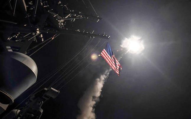 Empire's Aggression on Syria