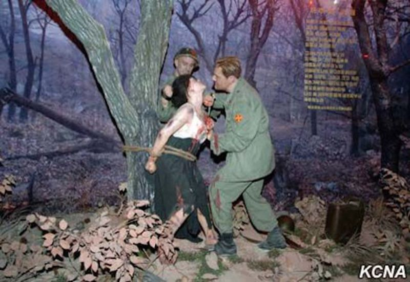 The U.S. War Crimes against North Korea: Sinchon Massacre by the U.S. Military Exposed