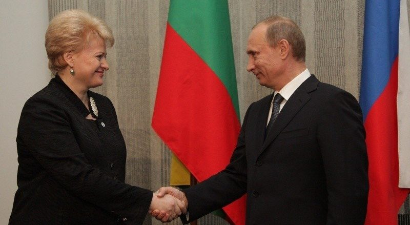 Why Vladimir Putin Deserves a Nobel Peace Prize