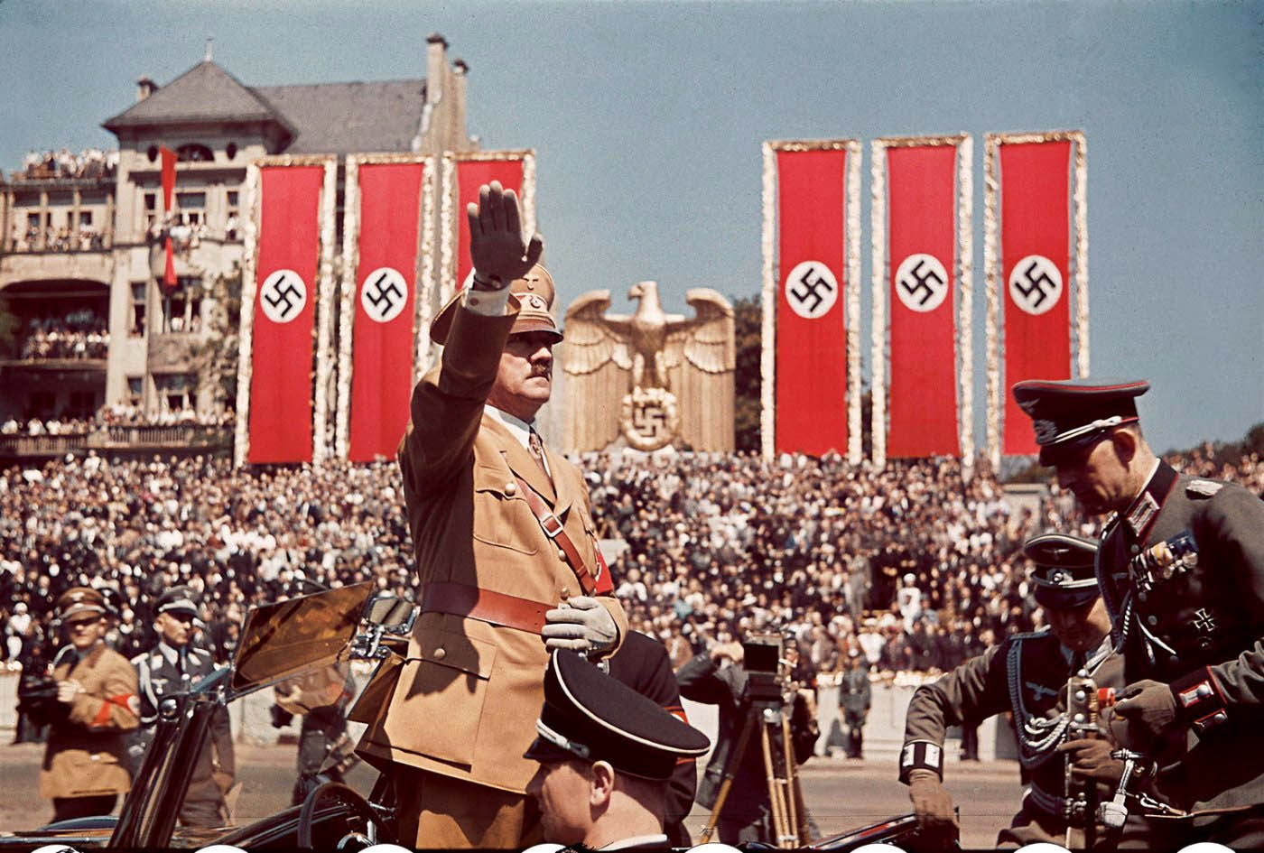 27 Million Died in Russia because Wall Street Built Up Hitler's Wehrmacht to Knock Out Soviet Union