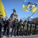 Ukraine Commemorates V-Day by Waging War and Honoring Nazi Criminals