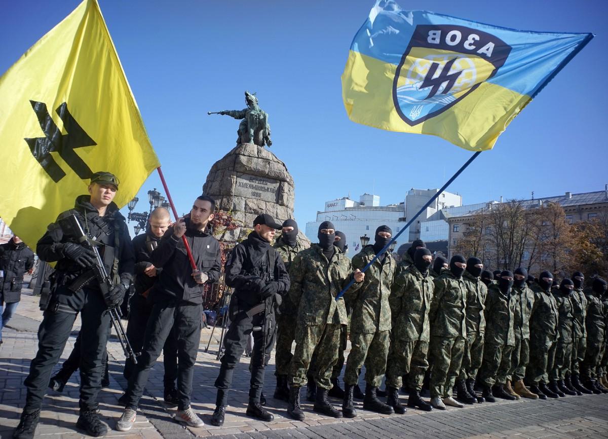 The 2014 Coup d'État and the Ukrainian Crisis