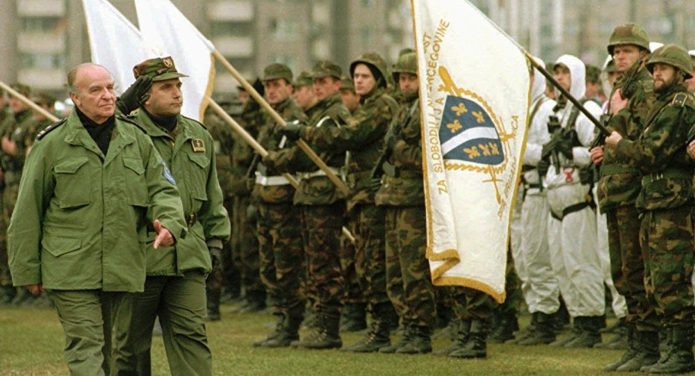 Enabling Genocide by the West: The Case of Bosnia-Herzegovina