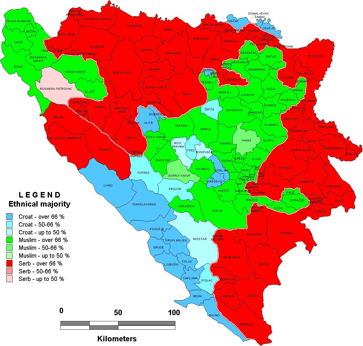 27 Years since the Massacre of Serbian Civilians in Bosnia