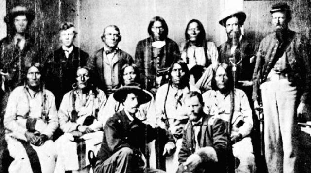 Remembering U.S. Soldiers who Refused to Kill Native Americans at Sand Creek
