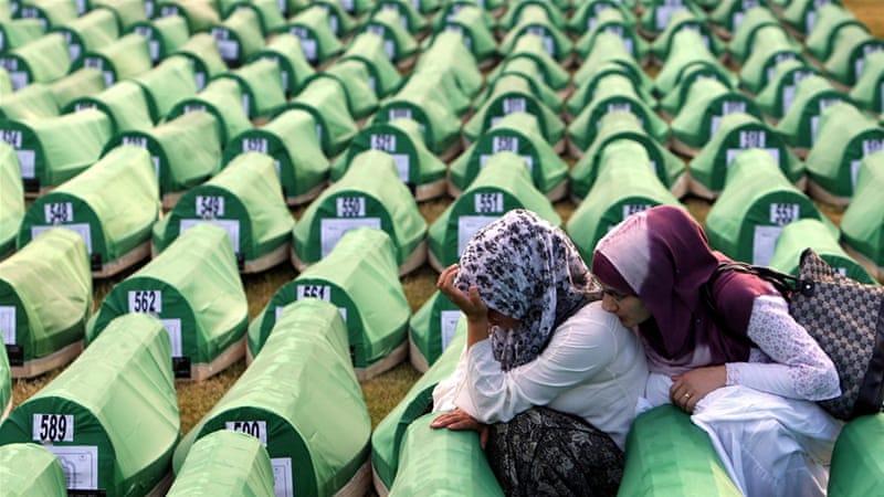 A Curious Analogy – Coronavirus Misrepresentations Follow Srebrenica Script