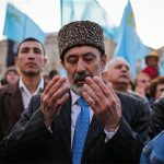 Photo Evidence of Russian Terror over Crimean Muslim Tatars Today