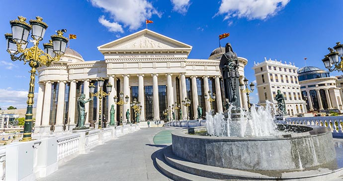 North Macedonia Is Being Used by NATO to Target Serbia and Russia