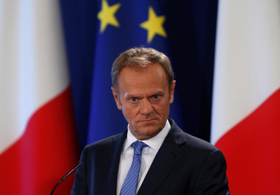 """Donald Franciszek Tusk: """"Blood is Thicker than Water""""?!"""