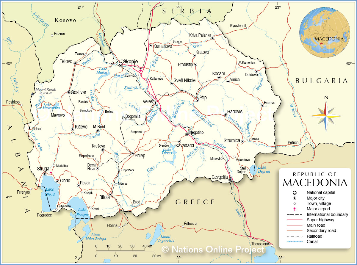 "The Destabilization of Macedonia? Greater Albania and the Process of ""Kosovization"""