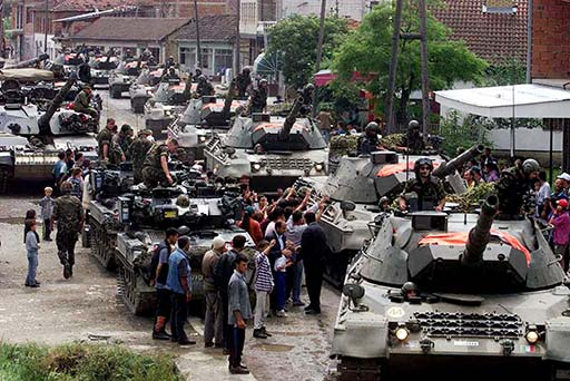 """Kosovo's """"Mafia State"""" and Camp Bondsteel"""