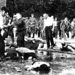 "The ""Kaunas Garage Massacre"" in 1941: The Lithuanians are Clubbing Lithuania's Jewish (Litvakai) to Death (Photos)"