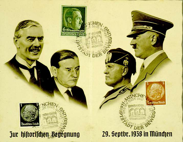 The Shame And Tragedy Of The 1938 Munich Agreement