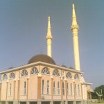Building new mosques in Kosovo after the Kosovo War in 1998-1999