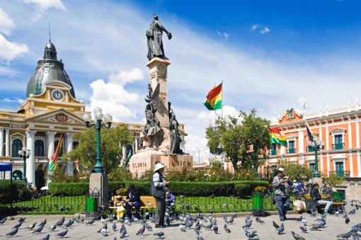 Bolivia South America