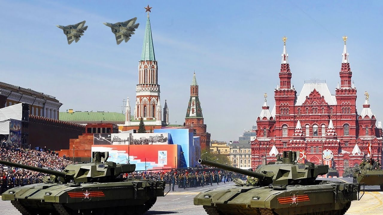 Germany Preparing for War Against Russia?