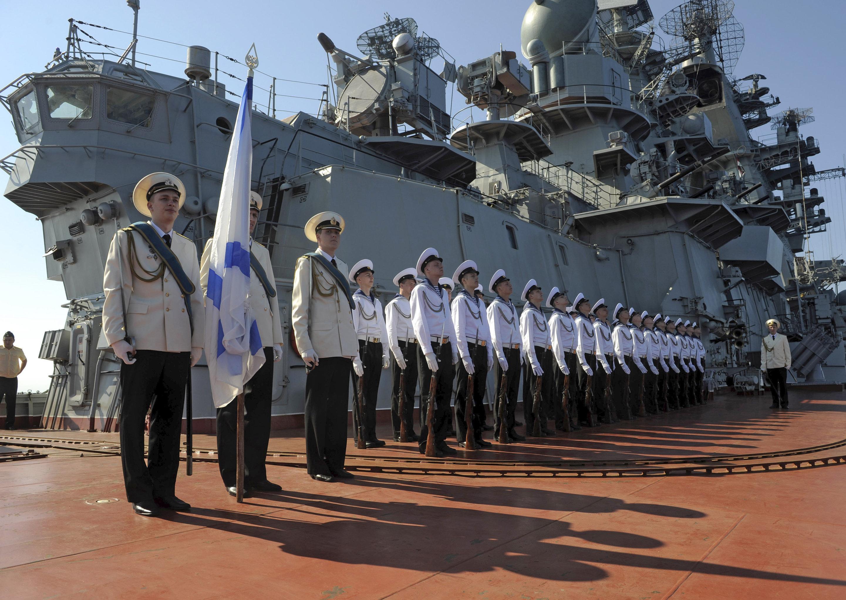 Russian Geopolitics from Ivan the Terrible to Vladimir Putin