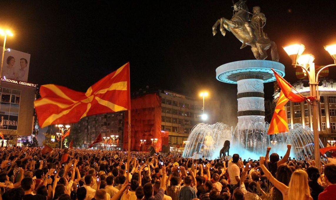 Greece and the Former Yugoslav Republic of Macedonia