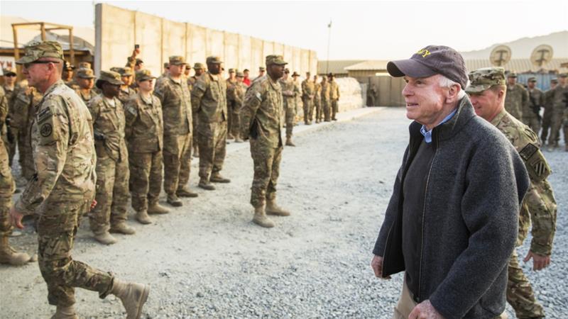 John McCain: War Criminal, Not War Hero