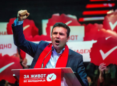 "The Western ""Math-Gangsters"" and the Kosovization of Macedonia"