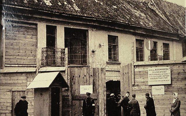 Lithuanian Judge Postpones Trial over Reputation of Deceased Nazi Collaborator